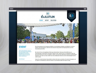 Evolution Setup GmbH Unternehmenstexte