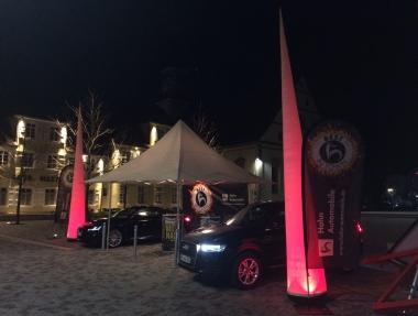 Promotion Audi Hahn