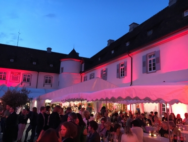 Kreissparkasse Sommerfeier auf Schloss Filseck