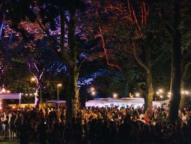 Sommerfest im Park