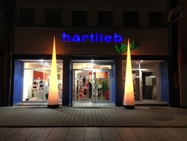 """Mamma Care"" Kick-Off-Event Firma Hartlieb"